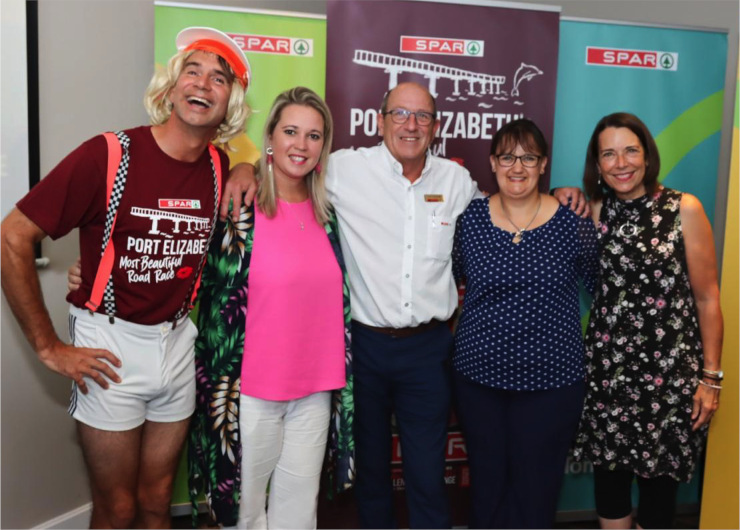 The SPAR Eastern Cape Women's Challenge in Port Elizabeth on March 21 will again play its role in assisting the community