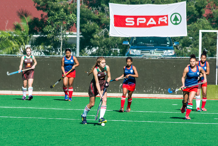 The SPAR Eastern Cape Schoolgirls Hockey Challenge events have been postponed