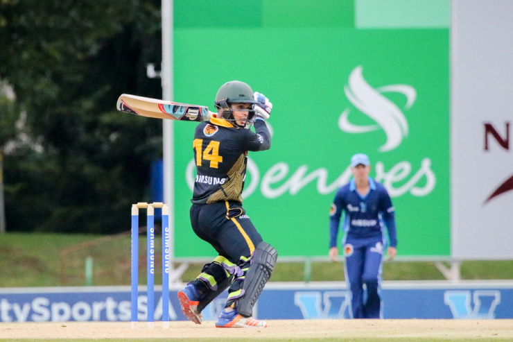 Madibaz cricketer Matthew Christensen, who graduated this year, says careful planning is essential to handle the demands of getting a degree and excelling on the sports field.