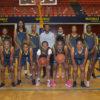 NMU Womens Basketball team 740